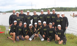 New Jersey Dragon Boat Team